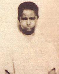 Sri Chinmoy 11 Jahre alt