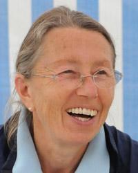 Porträt Brigitte Voelckner